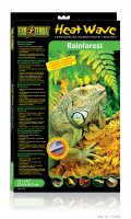 Термопластина ExoTerra HeatWave Rainforest 12W 27,9x43,2 см
